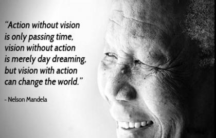 חזון ללא מעשה הוא רק חלום